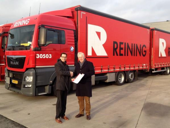 REINING TRANSPORT -
